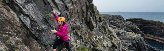 Rock Climbing Mayo Irelan Ireland