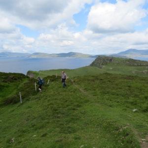 Clare Island view