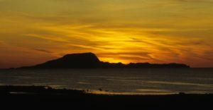 Clare Island Sunset
