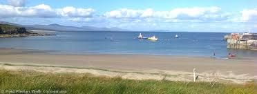 Clare Island beach