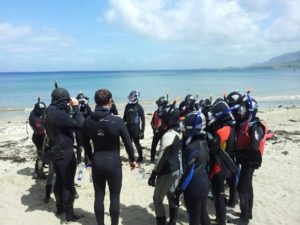 School tour snorkelling 1