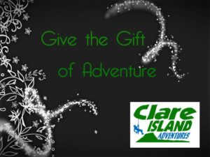 Clare Island Adventures Gift Voucher