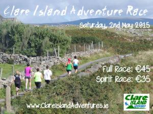 Clare Island Adventure Race 2015