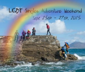 LGBT weekend with Clare Island Adventures
