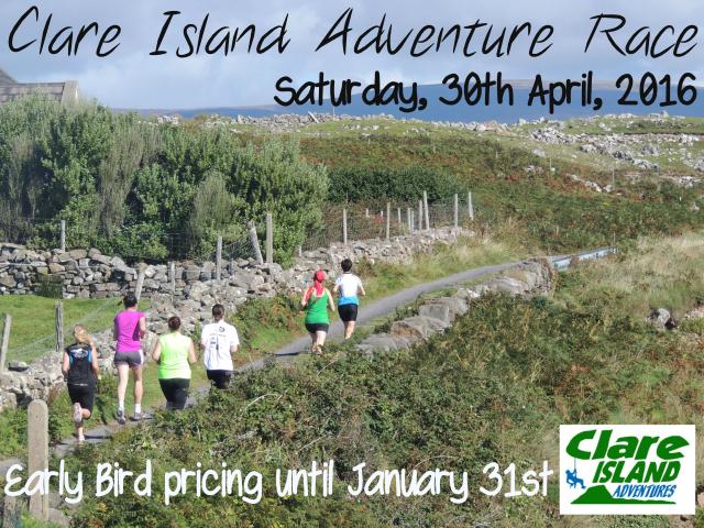 Clare Island Adventure Race 2016