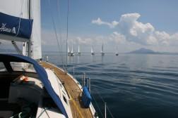 Sailing club, Clare Island Mayo
