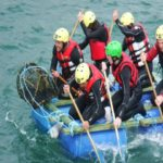 Raft Building Race Clare Island