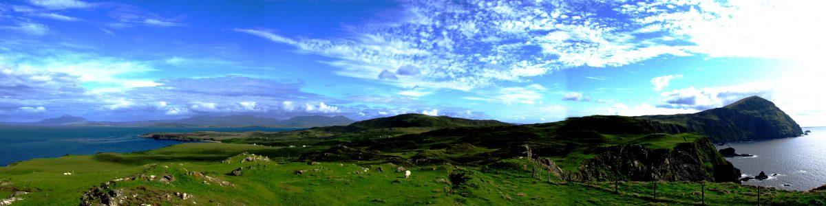 Clare Island Panorama