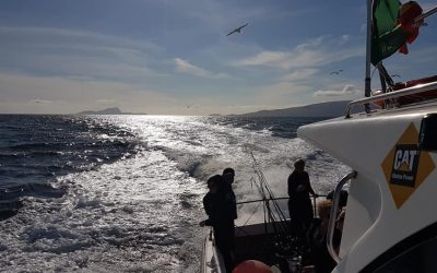 Clew Bay Charters, Clare Island, Ireland
